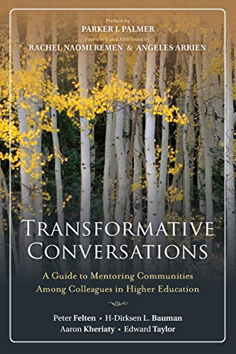 9781118288276: Transformative Conversations: A Guide to Mentoring Communities Among Colleagues in Higher Education