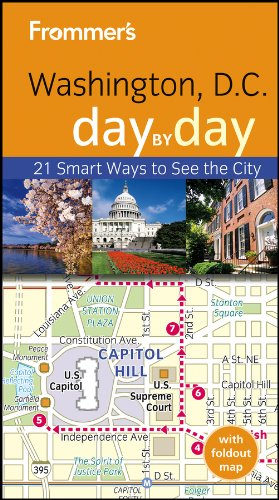 Frommer's? Washington D.C. Day by Day (Frommer's: Pratt, Meredith