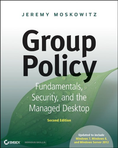 9781118289402: Group Policy: Fundamentals, Security, and the Managed Desktop