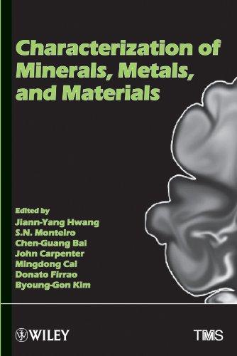 9781118291221: Characterization of Minerals, Metals and Materials