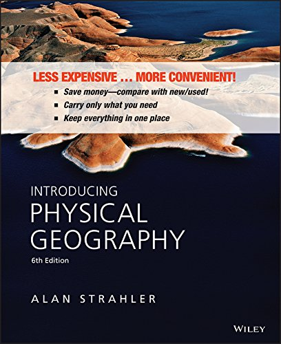 9781118291931: Introducing Physical Geography