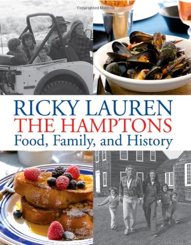 9781118293270: The Hamptons: Food, Family, and History