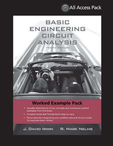 9781118294420: Basic Engineering Circuit Analysis, 10th Edition, WileyPLUS Companion