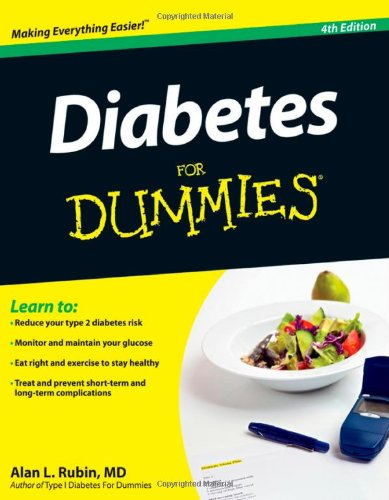 9781118294475: Diabetes for Dummies (For Dummies (Health & Fitness))