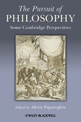 The Pursuit of Philosophy: Some Cambridge Perspectives: Papazoglou, Alexis