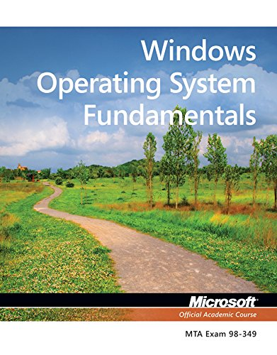 9781118295274: Exam 98-349 MTA Windows Operating System Fundamentals (Microsoft Official Academic Course)