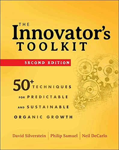 9781118298107: The Innovator's Toolkit: 50+ Techniques for Predictable and Sustainable Organic Growth