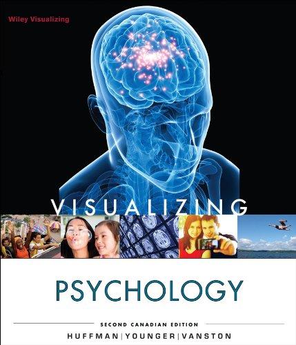 9781118300800: Visualizing Psychology
