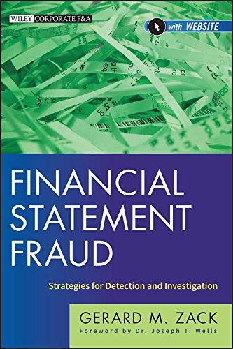 Financial Statement Fraud: Strategies for Detection and Investigation (Hardback): Gerard M. Zack