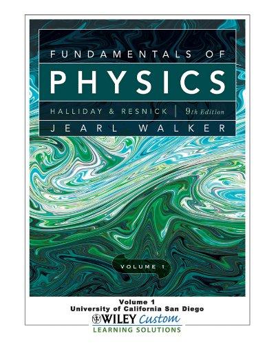 9781118303498: Fundamentals of Physics (University of California San Diego)