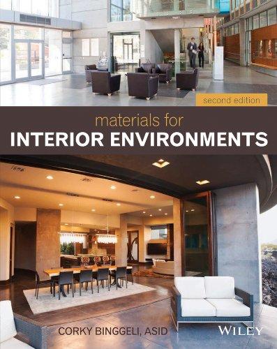 9781118306352: Materials for Interior Environments