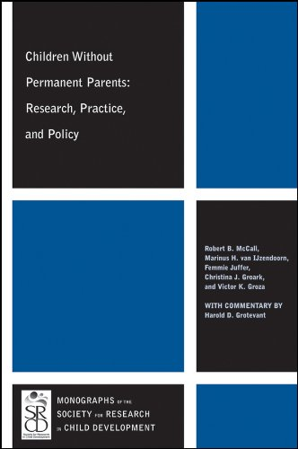 9781118307007: Children Without Permanent Parents: Research, Practice, and Policy