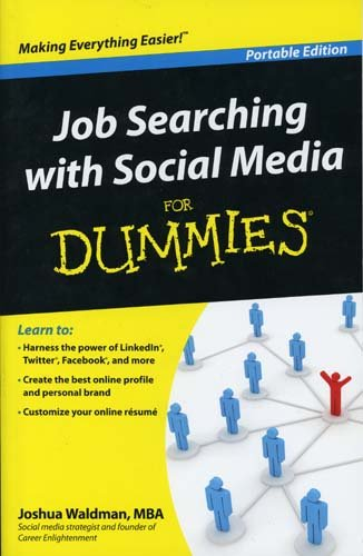 9781118307083: Job Searching with Social Media for Dummies [Portable Edition]