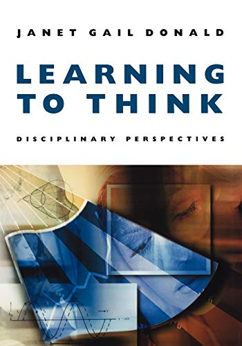 9781118308127: Learning to Think: Disciplinary Perspectives