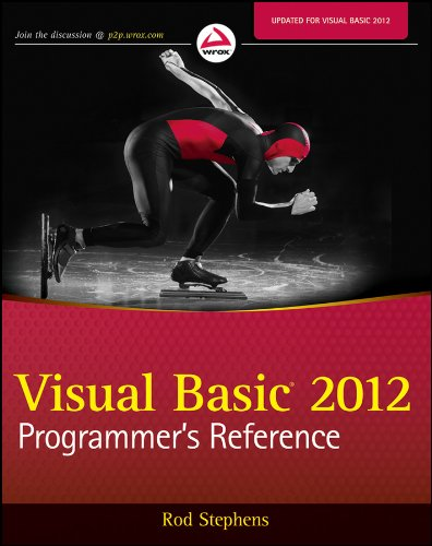 9781118314074: Visual Basic 2012 Programmer's Reference