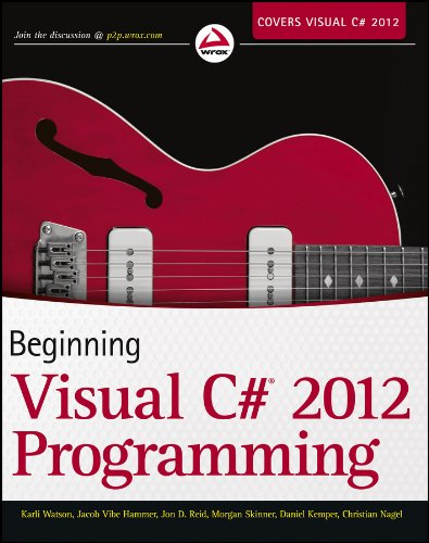 9781118314418: Beginning Visual C# 2012 Programming