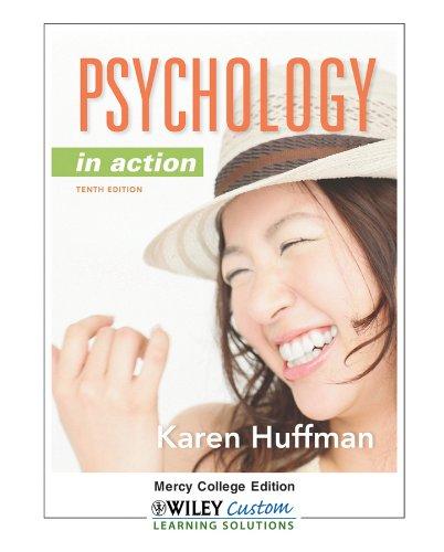 9781118315132: Psychology 10E F/Mercy-Dobbs Ferry
