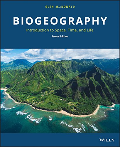 9781118315255: Biogeography: Introduction to Space, Time, and Life