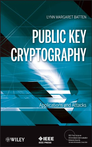 9781118317129: Public Key Cryptography: Applications and Attacks