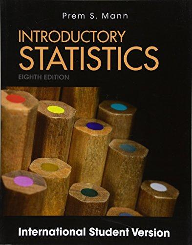 9781118318706: Introductory Statistics