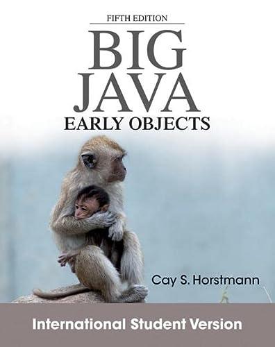 9781118318775: Big Java