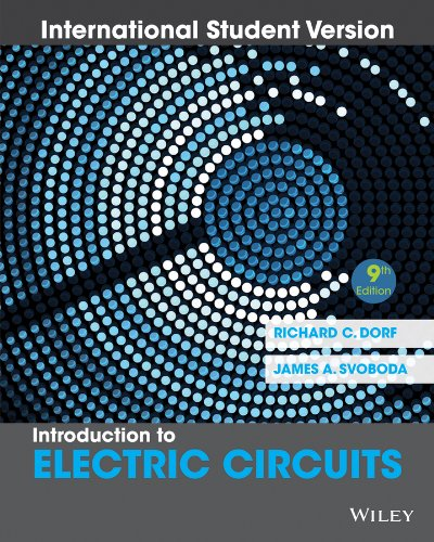 9781118321829: Introduction to Electric Circuits