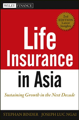 9781118323175: Life Insurance in Asia: Sustaining Growth in the Next Decade