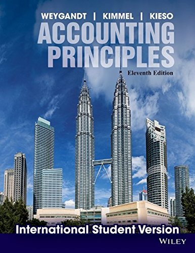 Accounting Principles: Jerry Weygandt