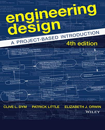 Engineering Design: Clive L. Dym