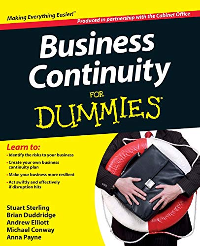 9781118326831: Business Continuity For Dummies