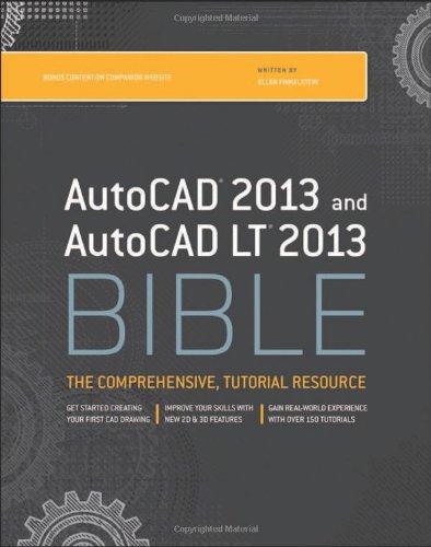 AutoCAD 2013 & AutoCAD LT 2013 Bible: Finkelstein, Ellen