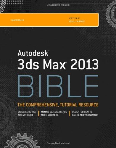 9781118328323: Autodesk 3ds Max 2013 Bible