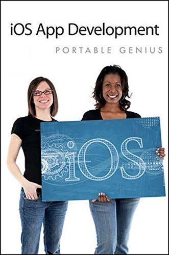 9781118329894: iOS App Development Portable Genius