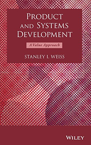 9781118331545: Product and Systems Development: A Value Approach