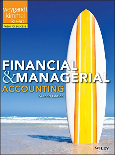 9781118334263: Financial and Managerial Accounting