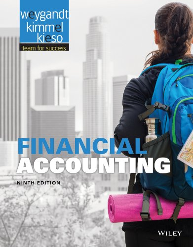 Financial Accounting - Standalone book: Weygandt, Jerry J.;