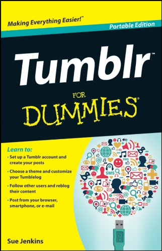 9781118335956: Tumblr for Dummies (For Dummies (Computer/Tech))