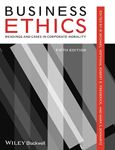 9781118336687: Business Ethics: Readings and Cases in Corporate Morality