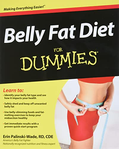 9781118345856: Belly Fat Diet For Dummies
