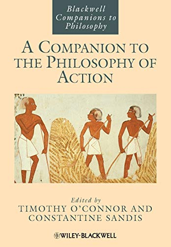 9781118346327: A Companion to the Philosophy of Action