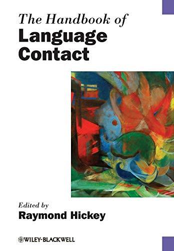 The Handbook of Language Contact: Karen Hrapkiewicz