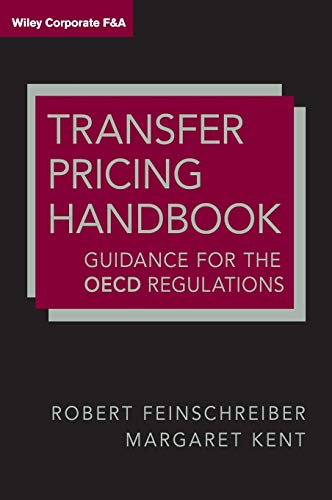 9781118347614: Transfer Pricing Handbook: Guidance on the OECD Regulations