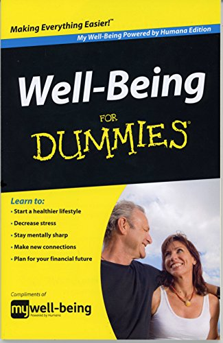 Well-Being for Dummies: John Wiley &