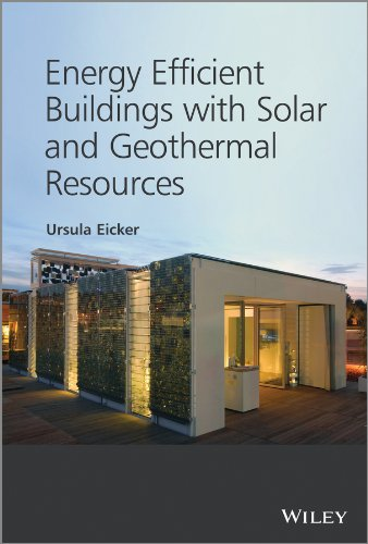 9781118352243: Energy Efficient Buildings with Solar and Geothermal Resources