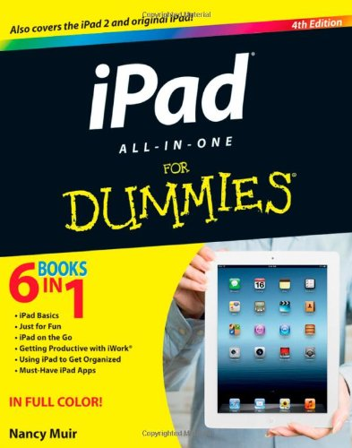 9781118352380: iPad All-in-One For Dummies