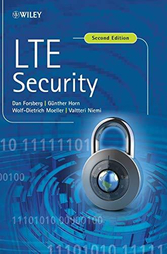 9781118355589: LTE Security (NSN/Nokia Series)