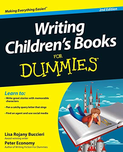 9781118356463: Writing Children's Books For Dummies