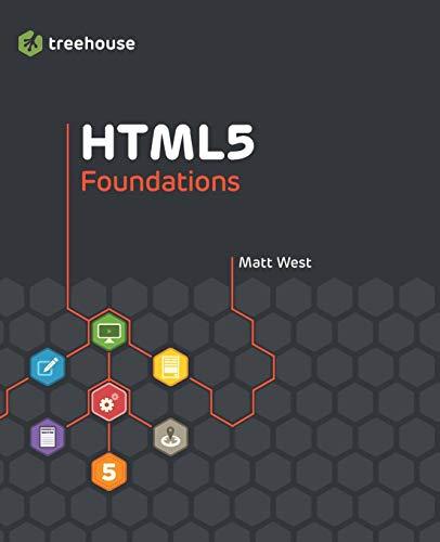 9781118356555: HTML5 Foundations