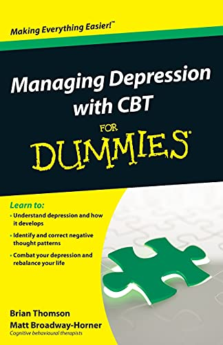 9781118357187: Managing Depression with CBT For Dummies
