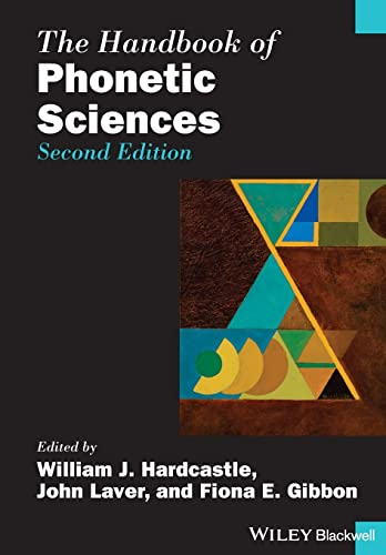 9781118358207: The Handbook of Phonetic Sciences